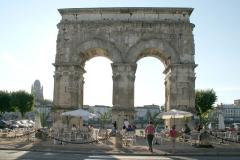 Arc de Triomphe - Français:   Arc de Germanicus (Classé)