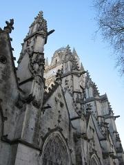 Eglise Saint-Pierre - Cathédrale Saint-Pierre, Saintes