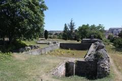 Thermes de Saint-Saloine - Français:   Thermes de Saint-Saloine, Saintes.