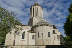 Eglise Notre-Dame - Français:   Surgères
