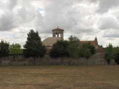Eglise Saint-Martin - Français:   Vue du nord