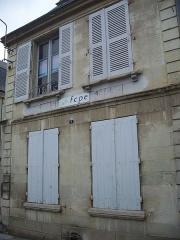 Bourse du Travail - Français:   Bourse du travail de Châtellerault (Inscrit)