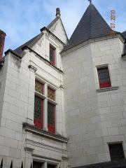 Maison de Descartes - Français:   Détail de la maison de Descartes, à Châtellerault (Vienne, France)