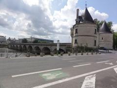 Pont Henri IV - Français:   Châtellerault (Vienne) Pont Henri-IV sur la Vienne