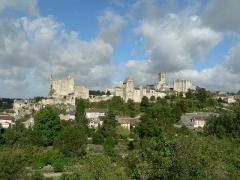 Château baronial ou des Evêques de Poitiers - Français:   Château des évêques de Poitiers