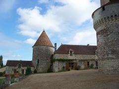 Château de la Vervollière - Français:   Château de la Vervollière (Classé)