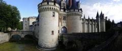 Château de Dissay - Deutsch: Schloss in Dissay (Poitou-Charentes, Frankreich)