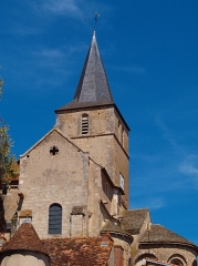 Eglise Notre-Dame - This building is indexed in the Base Mérimée, a database of architectural heritage maintained by the French Ministry of Culture,under the reference PA00105545 .