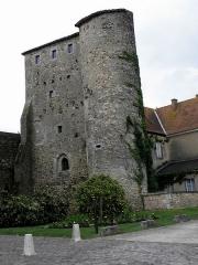 Ancien Hôtel-Dieu - Français:   Ancien Hôtel-Dieu de Montmorillon (86).