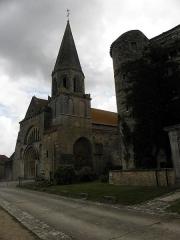 Ancien Hôtel-Dieu - Français:   Ancien Hôtel-Dieu de Montmorillon (86). Chapelle Saint-Laurent.