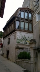 Hôtel - Français:   House of Brouard at 6 rue de Montebello, Montmorillon