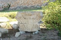 Théâtre gallo-romain (vestiges du) - Théâtre gallo-romain de Naintré en France.