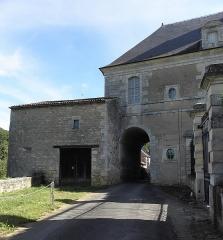 Abbaye - Français:   Abbaye de Nouaillé-Maupertuis (86).