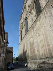 Cathédrale Saint-Pierre - cathédrale Saint Pierre de Poitiers