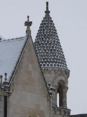 Eglise Notre-Dame-la-Grande - Église Notre Dame la Grande de Poitiers