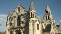 Eglise Notre-Dame-la-Grande -  Église Notre-Dame la Grande de Poitiers.