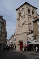 Eglise Saint-Porchaire - This building is classé au titre des monuments historiques de la France. It is indexed in the base Mérimée, a database of architectural heritage maintained by the French Ministry of Culture,under the reference PA00105600 .