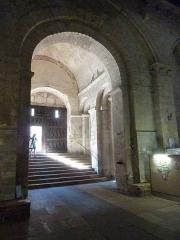 Eglise Sainte-Radegonde - Église Sainte Radegonde de Poitiers