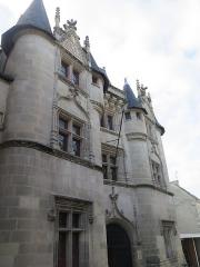 Hôtel Fumey ou Fumé -  Hôtel Fumé, Poitiers (86).