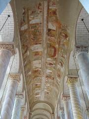 Ancienne église abbatiale - Français:   Saint Savin sur Gartempes