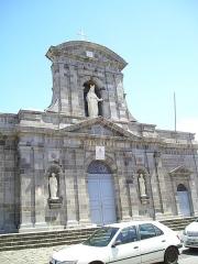 Cathédrale Notre-Dame de Guadeloupe, ancienne église Saint-François - Français:   Cathédrale Notre-Dame de Guadaloupe (Basse Terre)