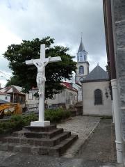 Cathédrale Notre-Dame de Guadeloupe, ancienne église Saint-François - Français:   Cathédrale Notre-Dame de Guadeloupe, Classé, 1975 et 2006)
