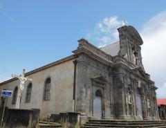 Cathédrale Notre-Dame de Guadeloupe, ancienne église Saint-François - Français:   Cathédrale Notre-Dame-de-Guadeloupe
