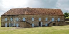 Fort Saint-Charles, Fort Richepance ou Fort Delgrès, puis laboratoire de vulcanologie - Français:   Le Fort Louis Delgrès de la Guadeloupe