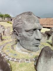Fort Saint-Charles, Fort Richepance ou Fort Delgrès, puis laboratoire de vulcanologie - Le Fort Louis Delgrès en Guadeloupe