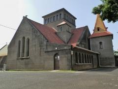 Eglise Saint-Joseph - Français:   Église Saint-Joseph de Vieux-Habitants, (Classé, 2006)