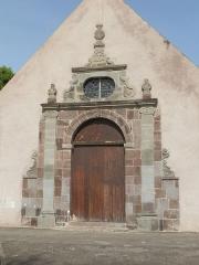 Eglise Saint-Joseph - Français:   Église Saint-Joseph de Vieux-Habitants, (Inscrit et classé, 2005, 2006)