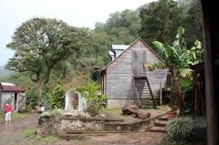 Habitation caféière La Grivelière - Français:   Habitation La Grivelière, Grande Rivière, Vieux-Habitants, Guadeloupe