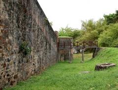 Fort Diamant - Français:   Fort Diamant,  (Classé, 1980)