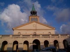 Cathédrale Saint-Sauveur - Français:   Cathédrale Saint-Sauveur à Cayenne