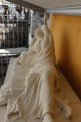 Tombeau de la Dame Espagnole - Français:   Tombeau de la Dame Espagnole, au Carbet (Martinique), inscrit au titre des monuments historiques (réf. PA00105937)