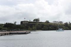 Fort Saint-Louis - Français:   Fort Saint-Louis