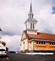 Eglise Notre-Dame-de-la-Délivrance -  Parish church in Les Trois-Îlets, Martinique