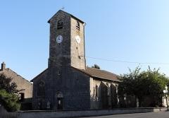 Eglise de Puxe - Français:   Église Saint-Rémy de Puxe à Lalœuf en Meurthe-et-Moselle.