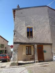 Maison dite Maison Benoît - Français:   Maison Benoît, 4 rue de l\'Église à Liverdun.
