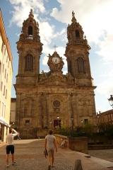 Eglise Saint-Jacques - Église Saint-Jacques de Lunéville