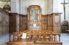 Cathédrale - Español: Capilla en la Catedral de Nuestra Señora de la Anuncación de Nancy