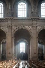 Cathédrale - Español: Lateral de la Catedral de Nuestra Señora de la Anuncación de Nancy