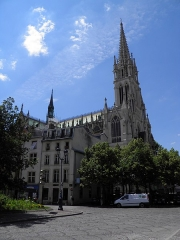 Basilique Saint-Epvre - Français:   Basilique Saint-Epvre à Nancy (Meurthe-et-Moselle, France).