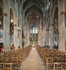 Basilique Saint-Epvre - Français:   Basilique Saint-Epvre de Nancy