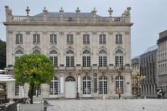 Opéra - théâtre - Opéra national de Lorraine, place Stanislas à Nancy (Meurthe et Moselle