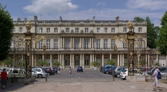 Ensemble immobilier du palais du Gouvernement - Deutsch: Frankreich, Nancy, Palais du gouvernement