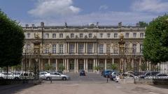 Ensemble immobilier du palais du Gouvernement - Deutsch: Frankreich, Nancy, Palais du gouvernement