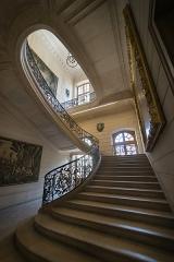 Ensemble immobilier du palais du Gouvernement - English: Palais du gouvernement de Nancy