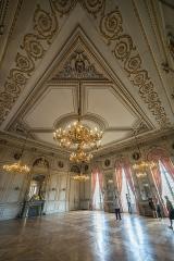 Ensemble immobilier du palais du Gouvernement - Español: Interior del Palacio de la Gobernación de Nancy