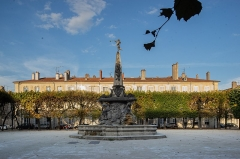 Place d'Alliance - English: Place d'Alliance Obelisk